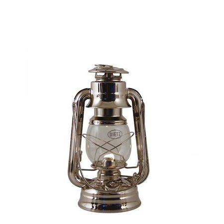 Olielamp Original - Nikkel - 25,4 cm