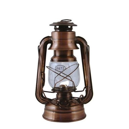 Olielamp Little Wizard - Brons - 29,2 cm