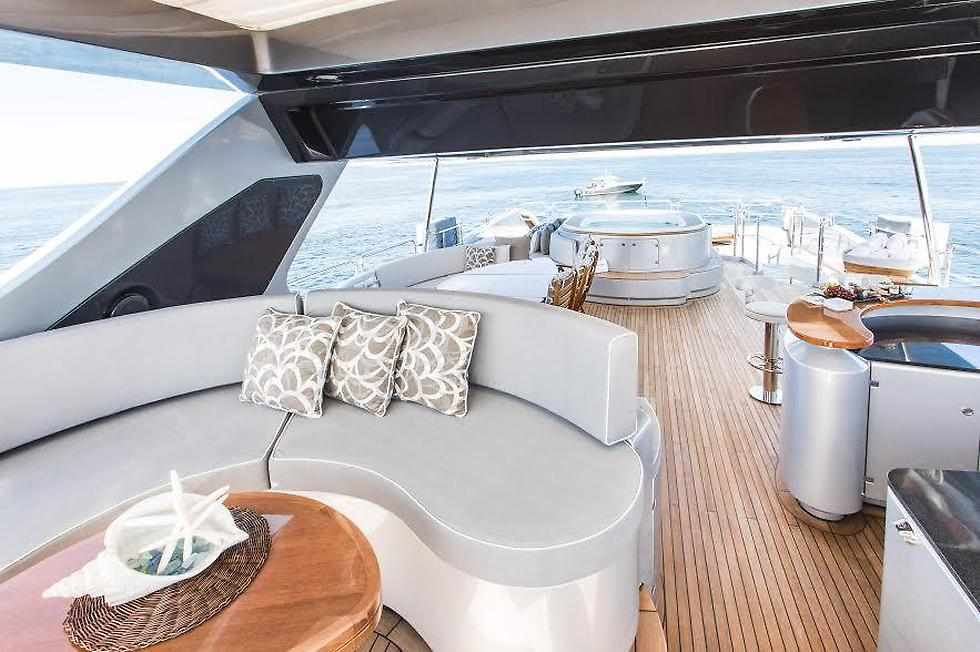 marine lifestyle, servies, nautic lounge