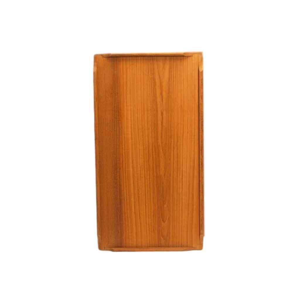 Lichtgewicht tafelblad 40 x 70 cm - Teak fineer