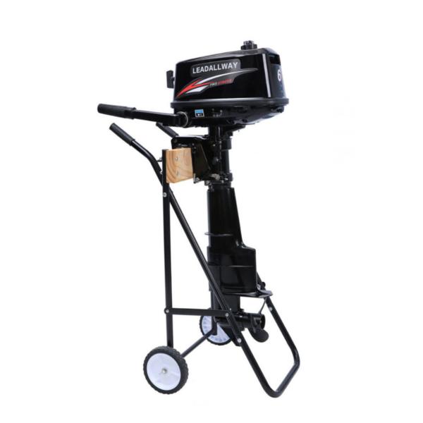 Outboard Trolley tot 50 kg - Inklapbaar