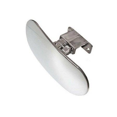 Skispiegel - Gepolijste convex lens