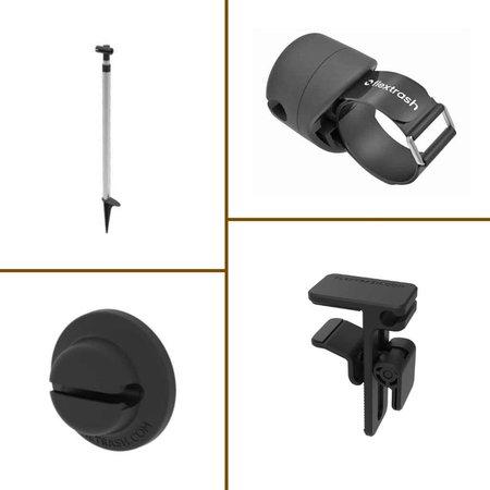 Mobiele Prullenbak - Accessoires - 9 ltr