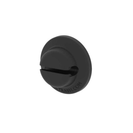 Flextrash Wallclip - Wandbevestiging - Zwart