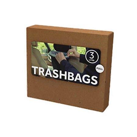 Trashbags - Bio Vuilniszakken - 3 lt