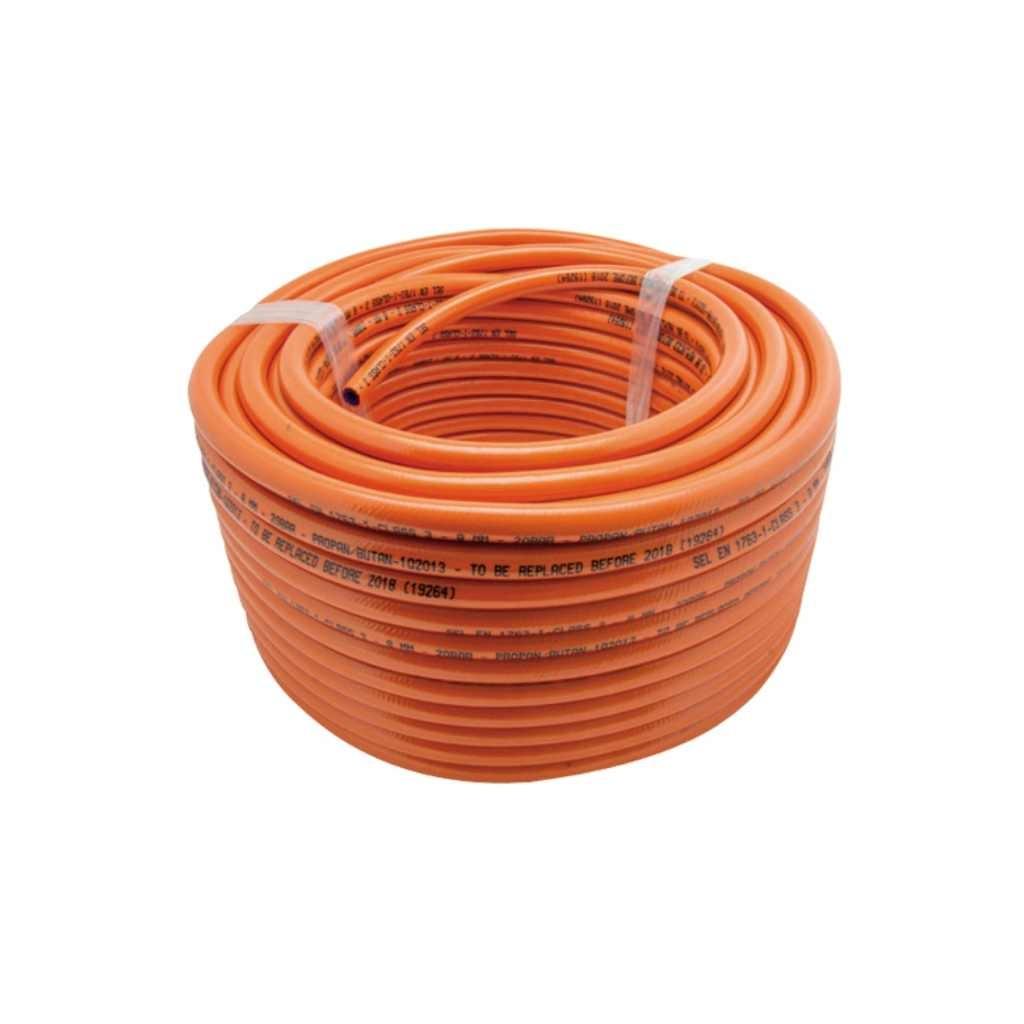 Thermoplast gasslang - 10 bar - per meter te bestellen