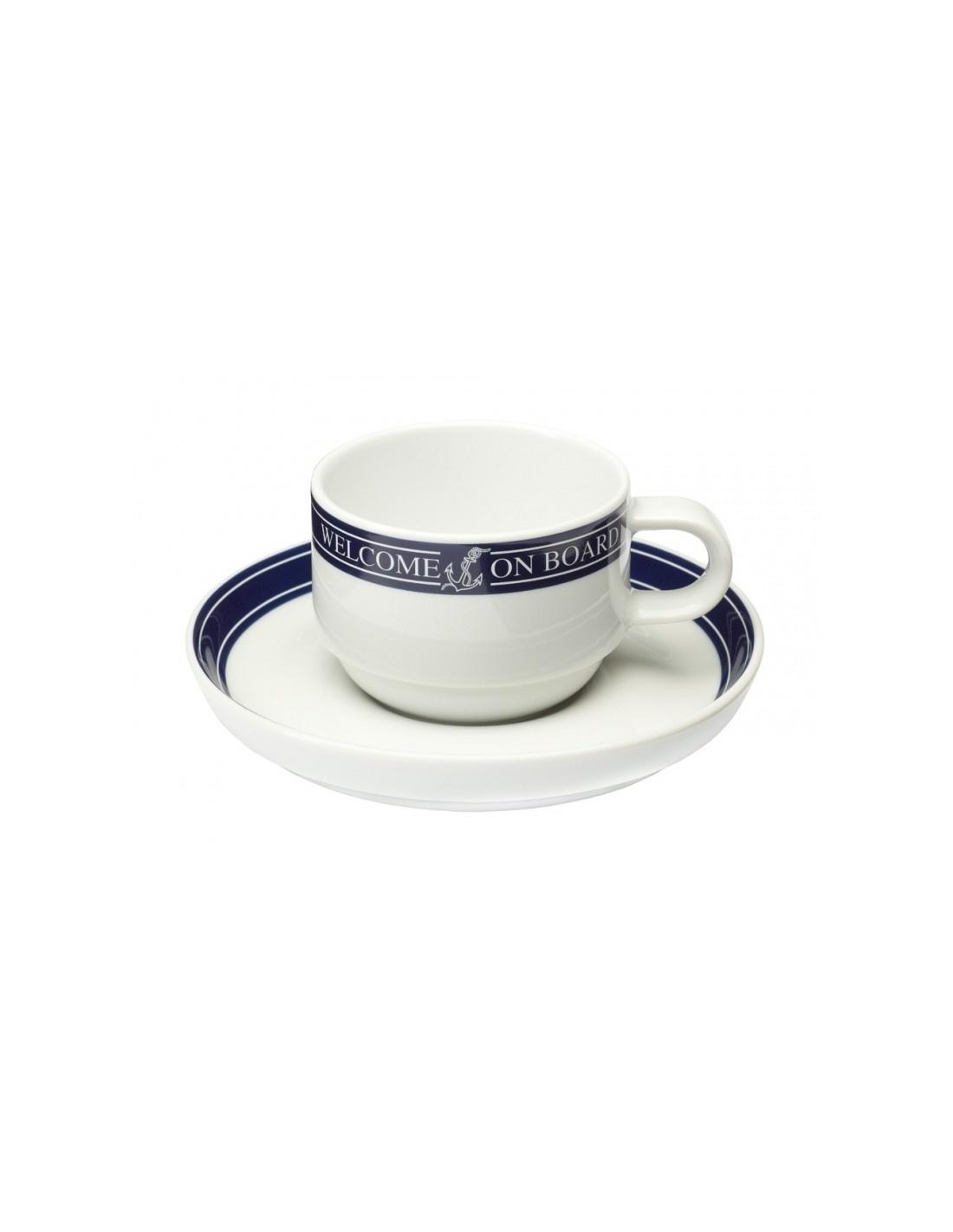 Koffiekopje Van Porselein - 18 cl