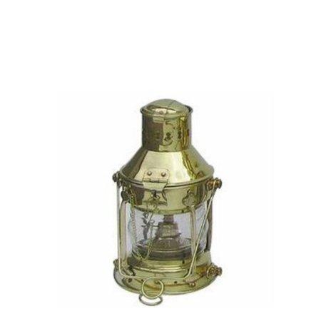 Anker olielamp - Messing - H: 24 cm - Ø 12 cm