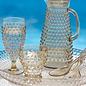 Lux - Waterkan Gold - H 25 cm