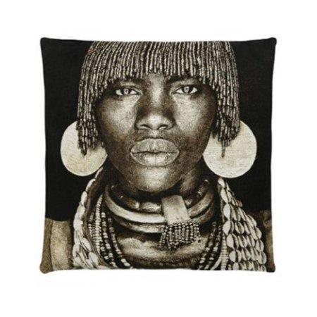 - African Tribes - Hamar Woman Ehtiopia