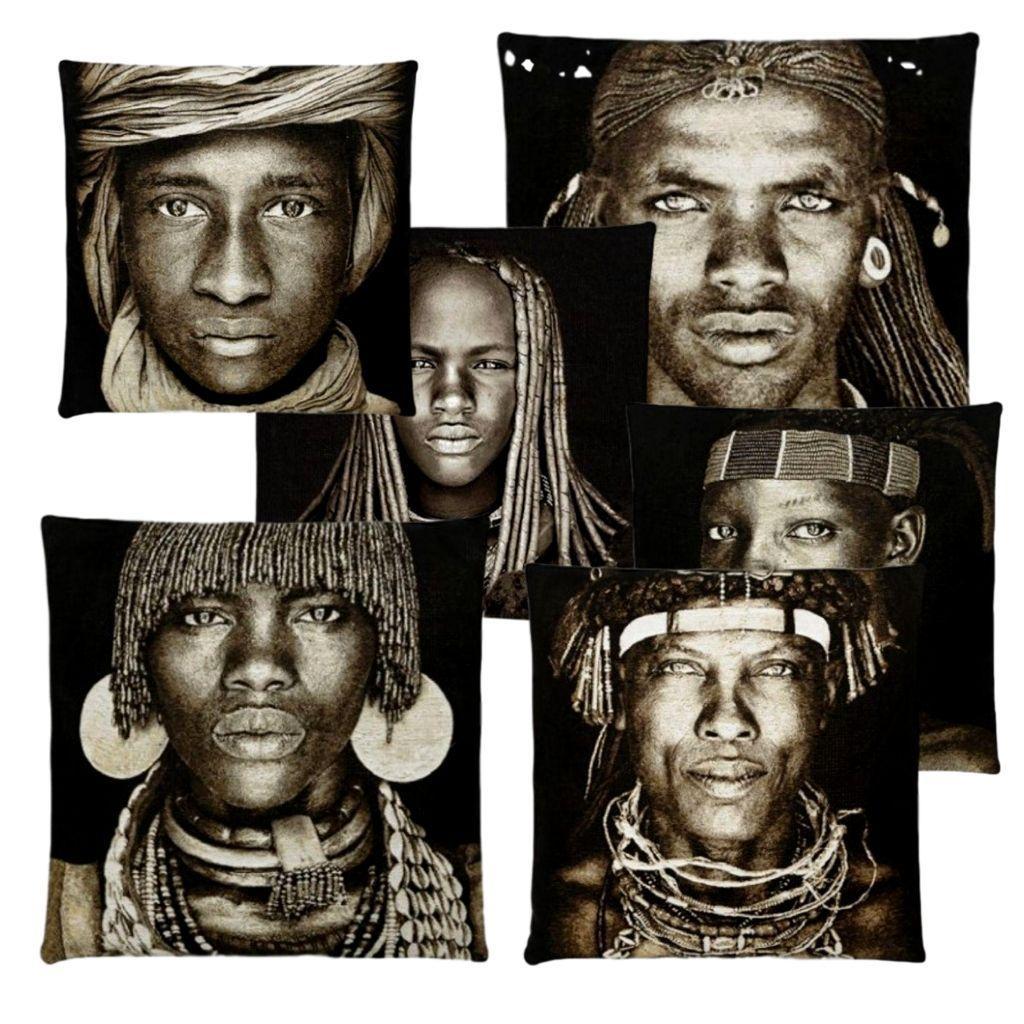 - African Tribes - Ovakaona tribe Angola