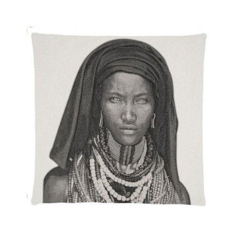- African Tribes - Baro Tura - Grey