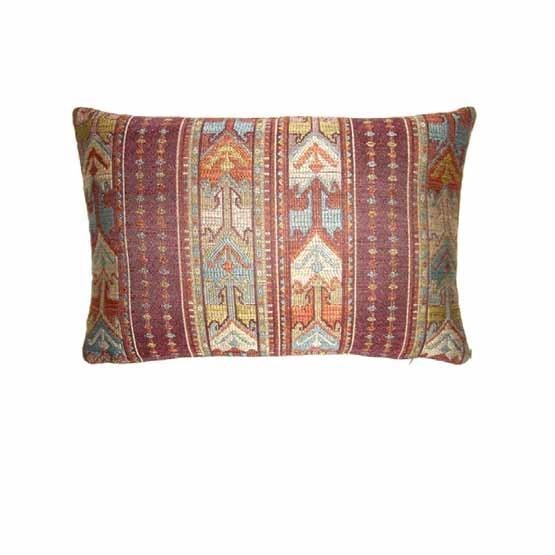 - Bohemian - Kussen - Marrakesh - Paars - 45 x 65 cm
