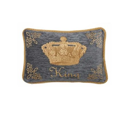 - Royal - Kussen - The Royals - Blauw