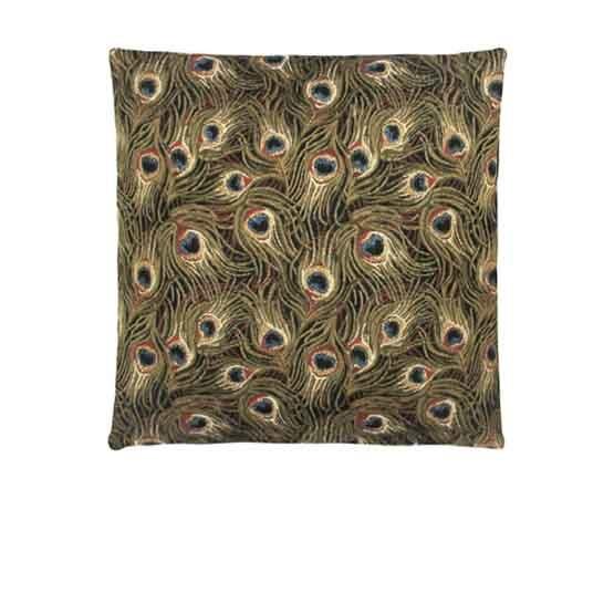 - Tropische Vogels - Kussens - Pauw - Veren - 45 x 45 cm