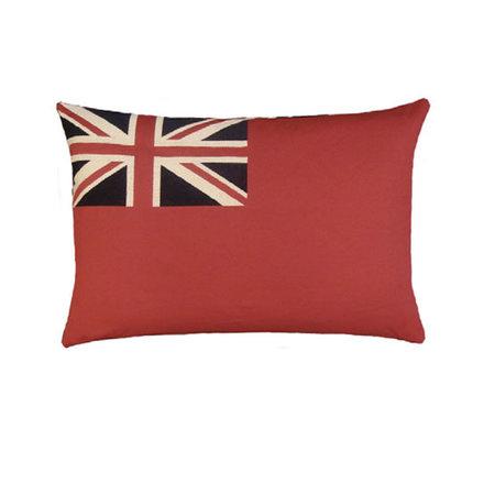 - Union Jack - Kussen - Red