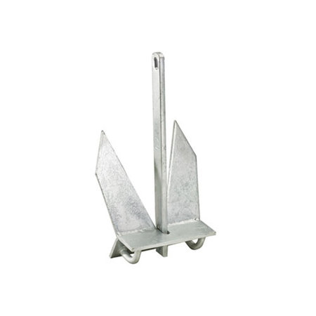 - Slip Ring Anker - 8.0 kg - Gegalvaniseerd