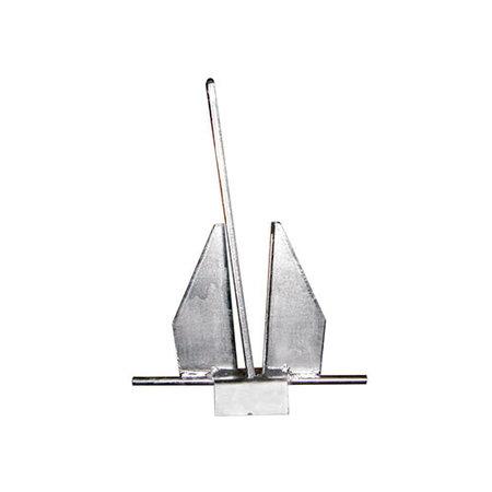 - Slip Ring Anker - 12.0 kg - Danforth
