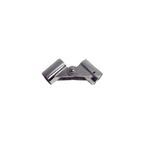 - Bimini Accessoires  - Scharnier - Ø 25 mm - Roestvrij Staal 316