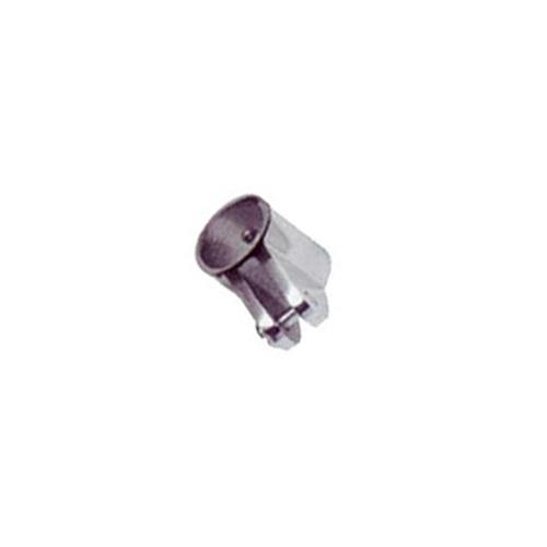 - Bimini Accessoires - Glijdende klem - Ø 25.4 mm - Roestvrij Staal
