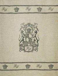 Heraldic Linen - Kleed - Zand