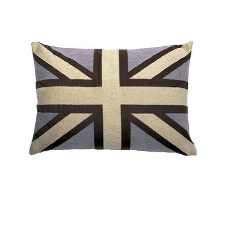- Union Jack - Kussen - Lilac