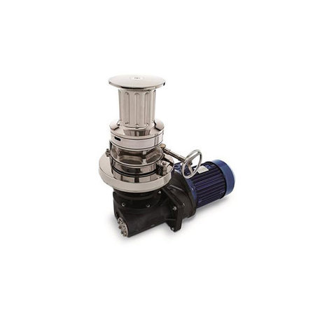 - Sun Ankerlier - 230V - 5500W - 16 mm - DIN766 - met drum