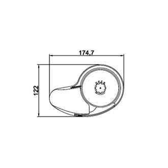 - Smart-V Ankerlier - 12V - 500W - 6 mm