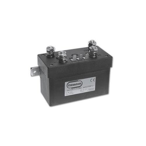 - Relaiskast - 12V - Max. tot 1300 Watt