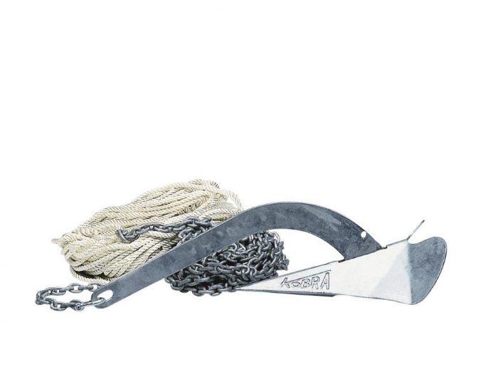 Ankerpakket - Kobra - 4kg