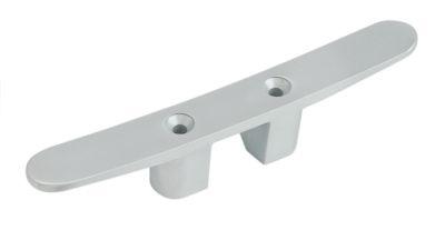 Aluminium kikker -  280 mm met boorgaten - zwart