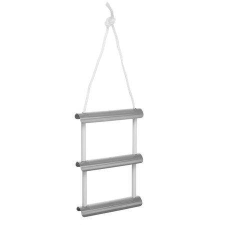 Aluminium boarding ladder - 3 treden