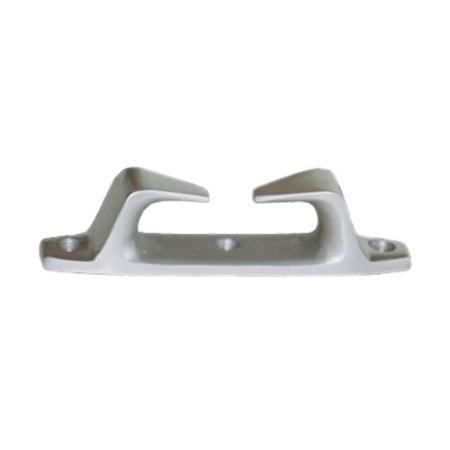 Verhaalkam - aluminium - recht model - 140 mm
