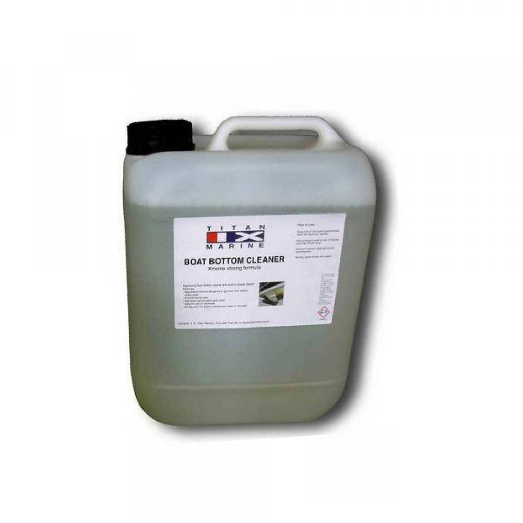 boat bottom cleaner - 10 liter - Jerrycan