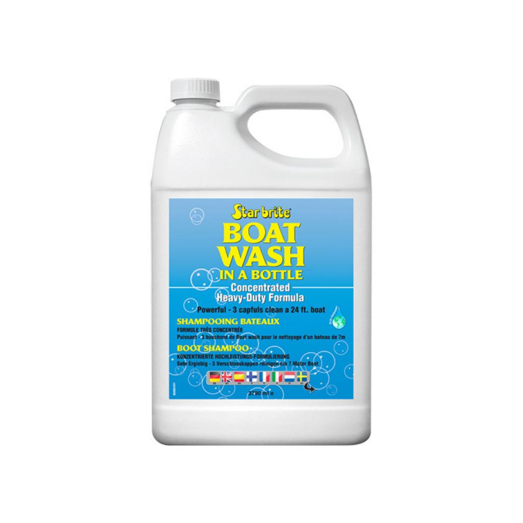 bootshampoo - 3,8 liter - Biologisch afbreekbaar