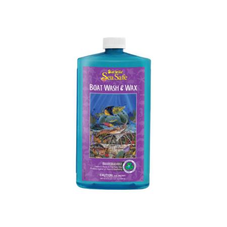 Sea Safe wash & wax - Biologisch afbreekbaar