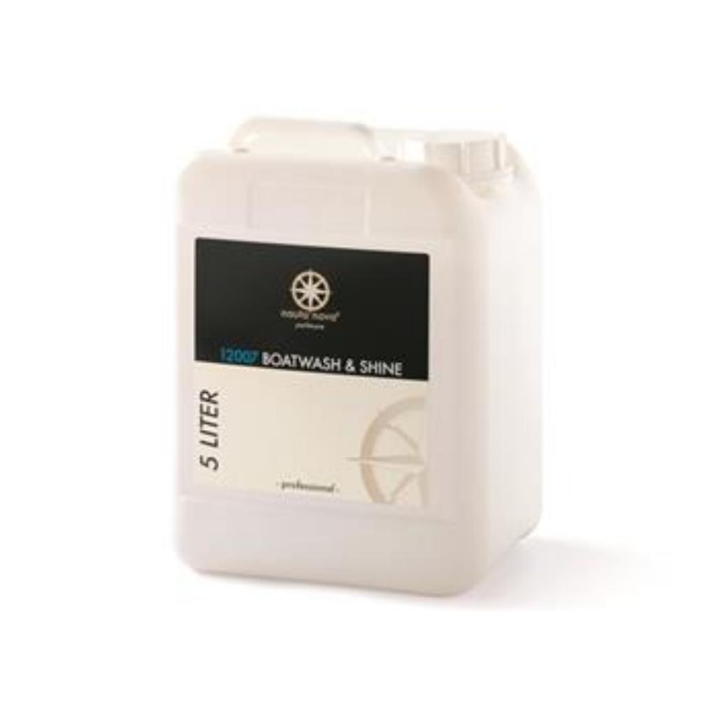 bootshampoo wash & shine - 5 liter - Biologisch afbreekbaar