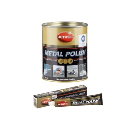 metal polish metaalreiniger - 75ml