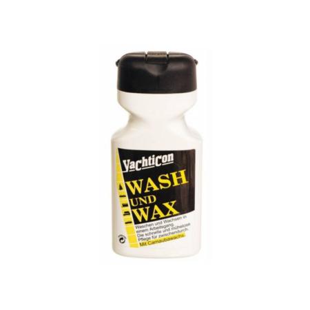 wash & wax - 500 ml