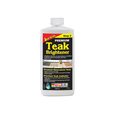 teak brightener