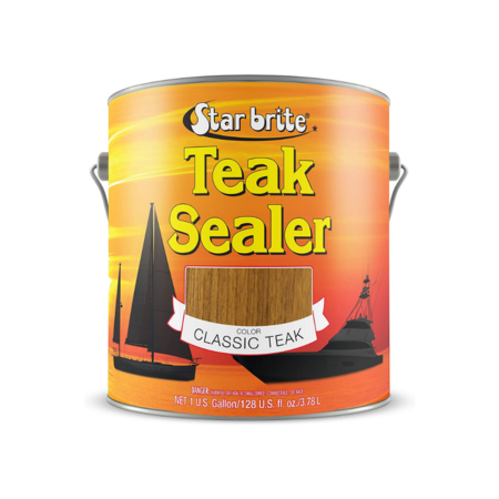 teak sealant - 3,8 liter
