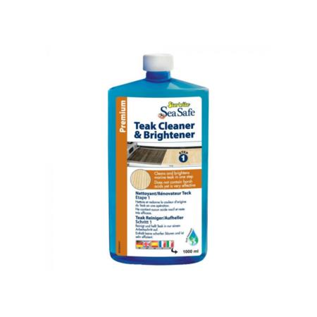teak cleaner & brightener