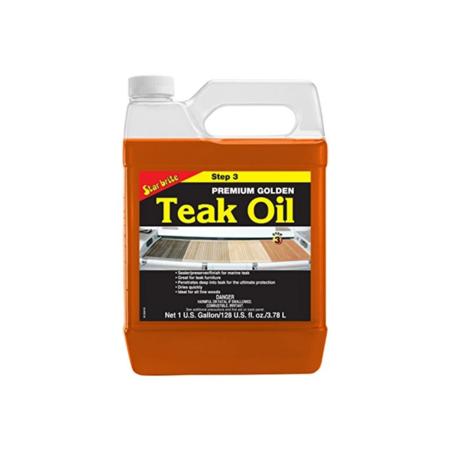 teak oil - 3,8 liter