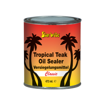 teak oil & sealer - Classic