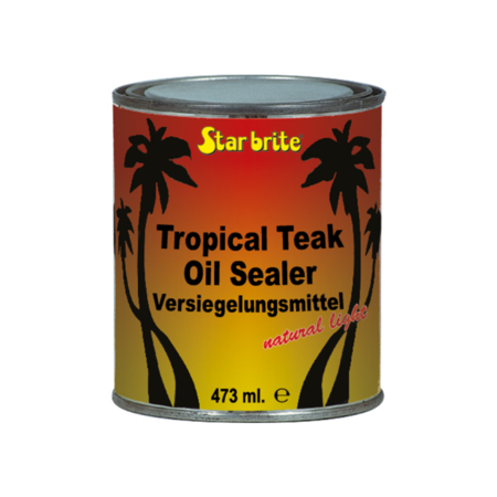 teak oil & sealer - Natural