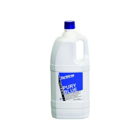 pury blauw - 2 liter