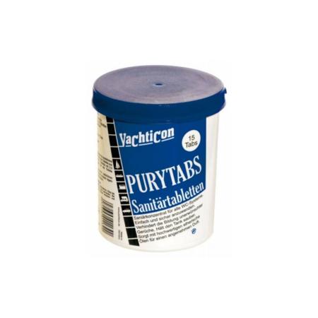 purytabs - Sanitair tabletten - 15x25g