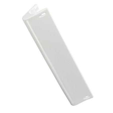 Boegfender in PVC 60 x 14 cm wit