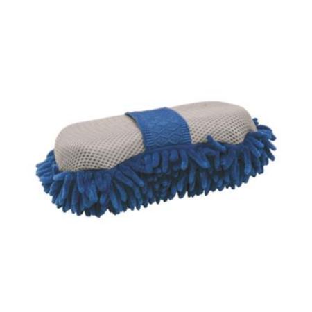 microvezelspons - Blauw