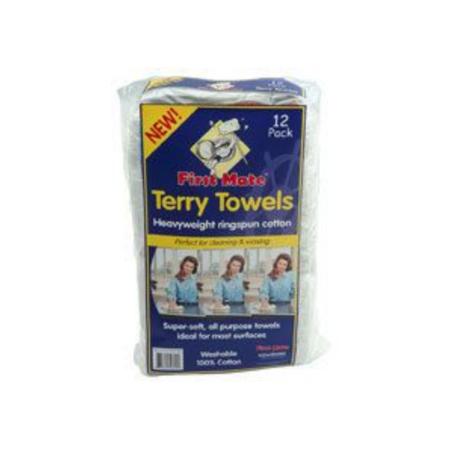 handdoeken katoen - 12 stuks